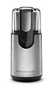 picture of kitchenaid coffee and spice grinder www.kitchenspirit.com kitchen spirit recipe jill reid update