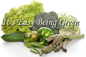 picture of assorted green vegetables broccoli asparagus peppers kale beans lettuce cucumber zucchini