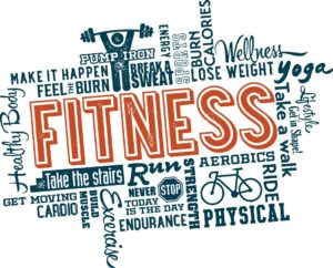 picture of fitness collage health wellness endurance lose weight burn calories run moving cardio take a walk