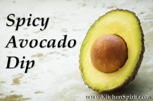 picture of fresh avocado kitchen spirit recipe spicy avocado dip jill reid