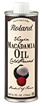 picture of macadamia nut oil kitchen spirit recipes jill reid