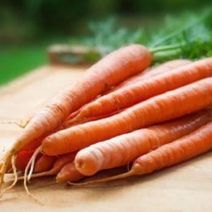 picture of fresh organic carrots with stalks kitchen spirit recipe jill reid healthy food recipes