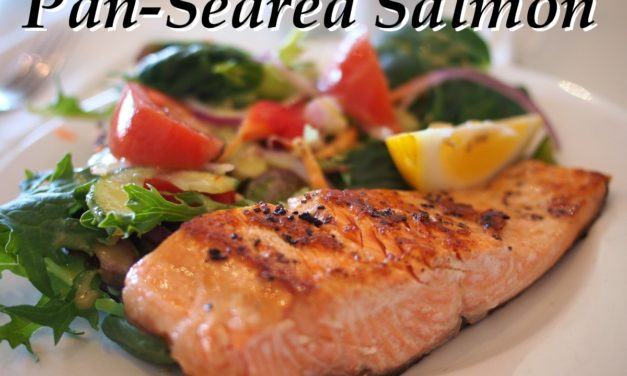 Pan-Seared Salmon Fillets