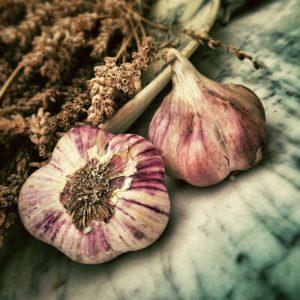 picture of fresh garlic kitchen spirit recipe jill reid