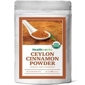 picture of healthworks ceylon cinnamon powder kitchen spirit recipe banana nut squares jill reid