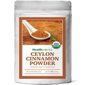 picture of healthworks ceylon cinnamon powder kitchen spirit recipe banana nut squares jill reid