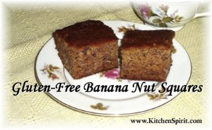 picture of banana nut squares kitchen spirit recipe jill reid