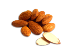picture of whole and sliced almonds kitchen spirit recipe update reid