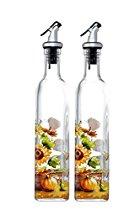 picture of oil cruets kitchen spirit recipes jill reid