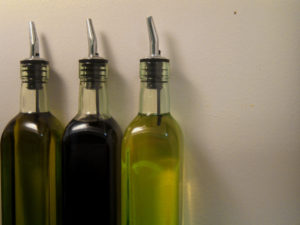 kitchen spirit update jill reid it's time to face the dangers lurking in your kitchen bottles cruets of cooking oil