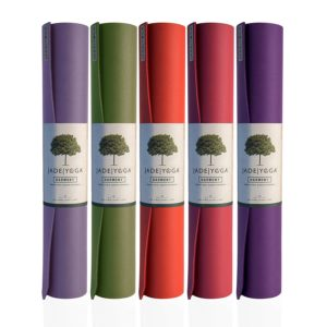 picture of Jade Yoga Harmony Natural Rubber Mat