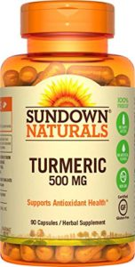 picture of sundown naturals tumeric kitchen spirit jill reid