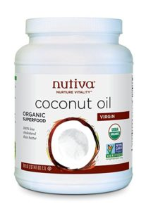 kitchen spirit update jill reid blog post nutiva unrefined organic coconut oil