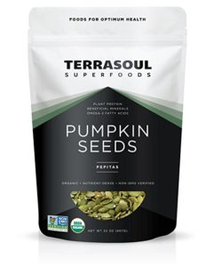 kitchen spirit update jill reid blog post terrasoul organic pumpkin seeds