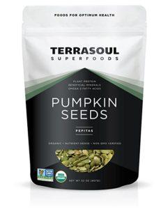 kitchen spirit update jill reid blog post terrasoul organic pumpkin seeds