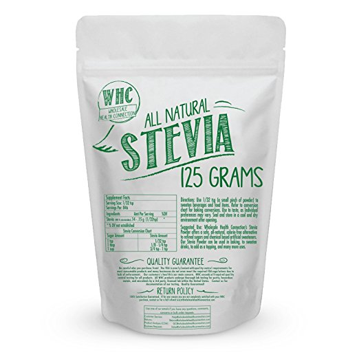 wholesale health connection stevia