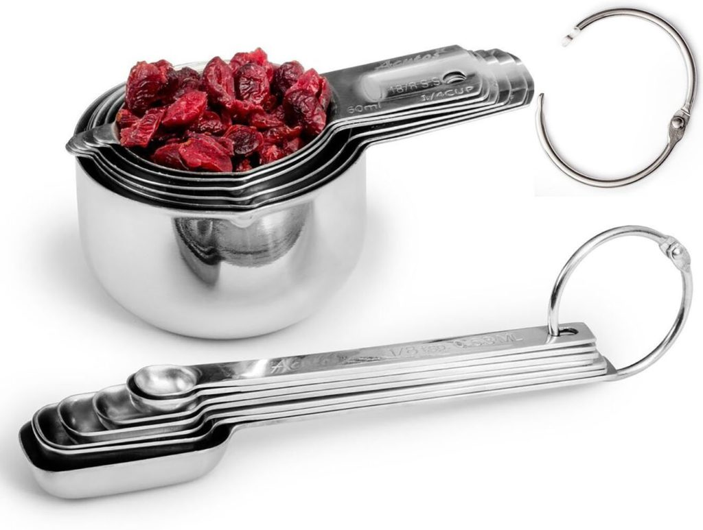 picture of Acutos 13-pc measuring cups and spoons