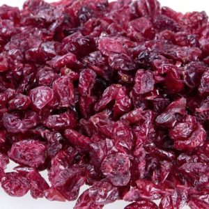 picture of dried cranberries