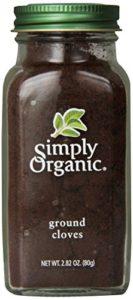 organic ground cloves kitchen spirit