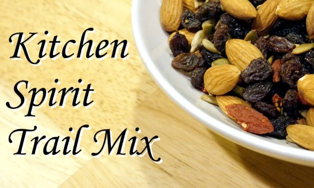 Kitchen Spirit Trail Mix