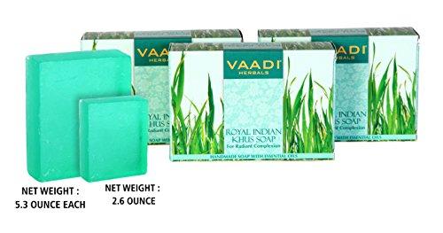 Vetiver Soap - Royal Indian
