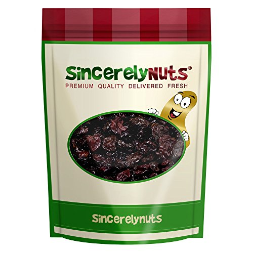 sincerely nuts organic dried cherries
