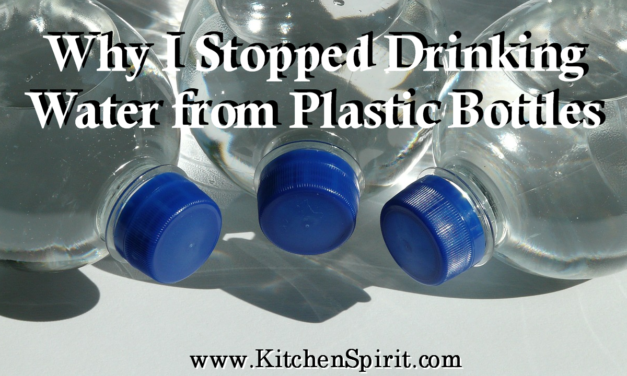 Why I Stopped Drinking Water from Plastic Bottles