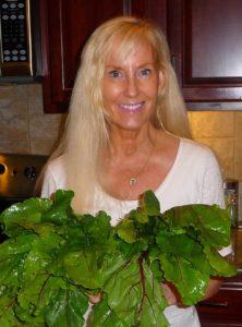 jill reid kitchen spirit beet greens