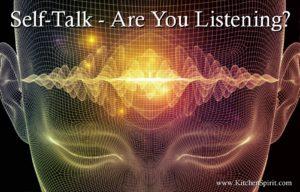 Self Talk Jill Reid Kitchen Spirit