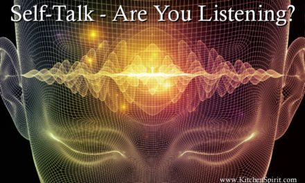 Self Talk – Are You Listening?
