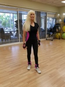Kitchen Spirit Fitness Jill Reid