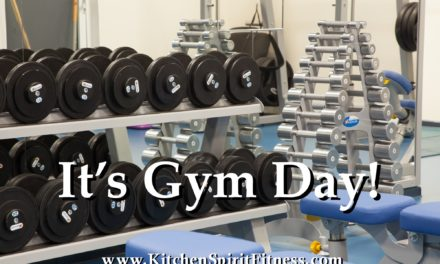 I'm Excited – It's Gym Day!