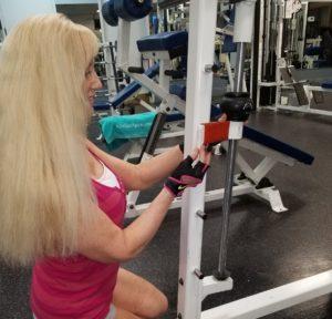 Kitchen Spirit Fitness Jill Reid