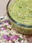 Kitchen Spirt Avocado and White Bean dip