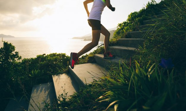 Baby Steps to Health and Fitness